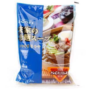 宋家水冷麺スープ/韓国の伝統冷麺用スープ/韓国冷麺...