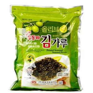 味付きざみ海苔1kg/韓国海苔/味付け海苔/韓国食品