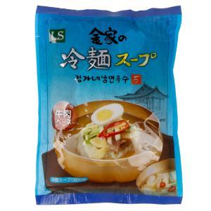 金家の冷麺スープ/冷麺スープ/韓国冷麺...