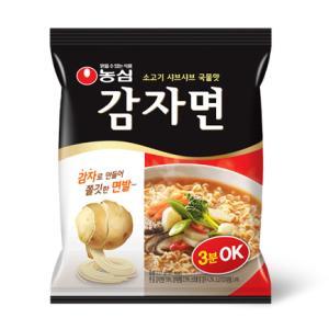 【SALE】ジャガイモラーメン1箱40個(105円×40)/韓国ラーメン/インスタントラーメン...