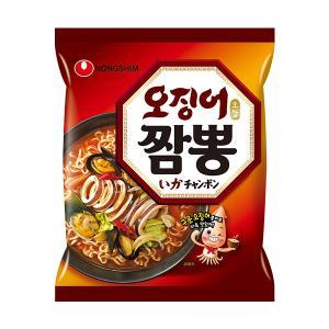 イカチャンポンラーメン/韓国ラーメン/らーめん/インスタントラーメン
