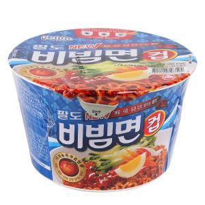 paldoビビム麺(カップ)117g/韓国ラーメン/らーめん/インスタントラーメン/カップラーメン