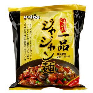 一品チャジャン麺/韓国ラーメン/らーめん/インスタントチャジャン麺/チャジャン麺