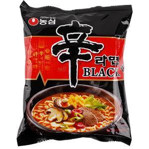 辛ラーメン BLACK/辛ラーメンブラック/インスタントラーメン/韓国らーめん