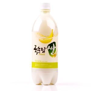 バナナ米マッコリ/米マッコリ/マッコリ/韓国マッコリ