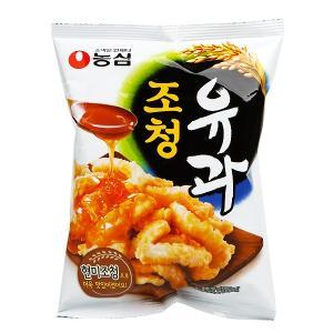 ジョチョン油菓(ユガ)/韓国お菓子/韓国スナック