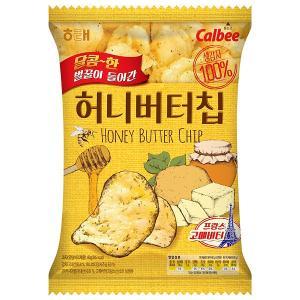 ハニーバターチップ/ジャガイモチップス/韓国お菓子/韓国食品...