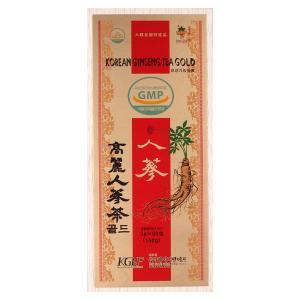 名称 高麗人参茶  原材料名 人参濃縮液10%、ブドウ糖、マルトデキストリン    内容量 3g×5...