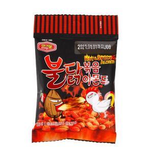 ブルダック炒めアーモンド30g/ミックスナッツ/ナッツ