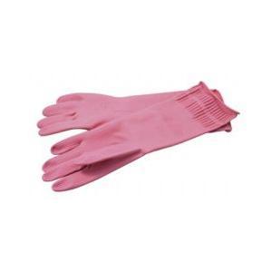 名称 家庭用ゴム手袋  原材料名 天然ゴムラテックス  サイズ M-長さ37cm×21cm(親指を除...