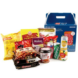[349]韓BOX/韓国食品ギフトセット/韓国食品セット/韓国食品