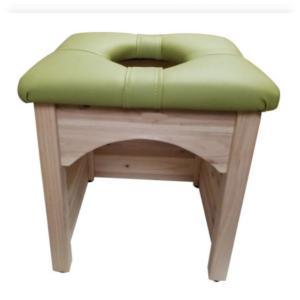 木の椅子、木の椅子よもぎ蒸し椅子だけの単品 <br> よもぎ蒸し老舗ハンビビ  <...