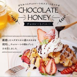 蜂蜜 国内加工品チョコレートハニー280g はちみつ専門店 かの蜂|kanohachi|02