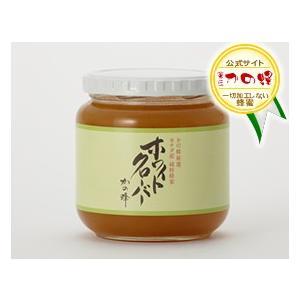 ホワイトクローバー蜂蜜 カナダ産 600g はちみつ専門店 かの蜂|kanohachi