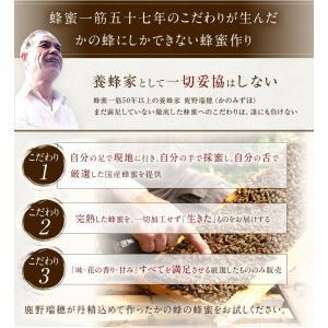お中元 蜂蜜ギフト 国産蜂蜜ギフト500g×3本セット 送料無料 蜂蜜専門店 かの蜂|kanohachi|06