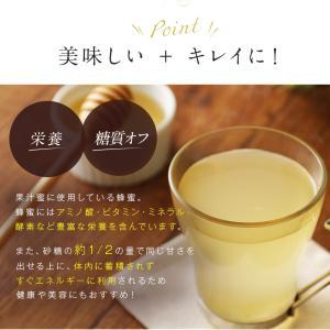 果汁入りはちみつ 500g 1本 単品 果汁蜜 ブルーベリー ザクロ レモン 蜂蜜 はちみつ 蜂蜜専門店 かの蜂|kanohachi|07