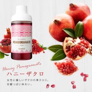 果汁入りはちみつ 500g 1本 単品 果汁蜜 ブルーベリー ザクロ レモン 蜂蜜 はちみつ 蜂蜜専門店 かの蜂|kanohachi|09