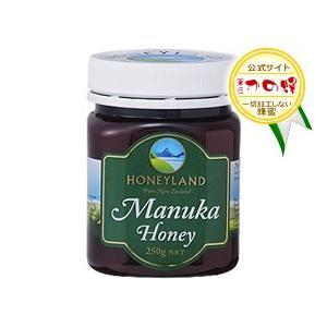 マヌカ蜂蜜 スタンダード 250g マヌカ 蜂蜜 マヌカハニー はちみつ専門店 かの蜂|kanohachi