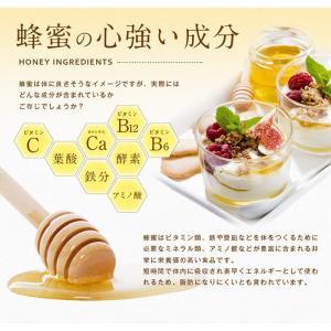 【スペイン産】ローズマリー蜂蜜 300g ローズマリー 蜂蜜 完熟 純粋 はちみつ ハチミツ 蜂蜜専門店 かの蜂|kanohachi|05