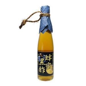 蜂蜜黒酢 500ml はちみつ専門店 かの蜂|kanohachi