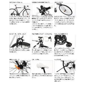 700C ロードバイク ホワイト (シマノ14段変速 ホリゾンタルフレーム スタンド 激安自転車 通販 dg-423)|kanon-web|03