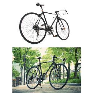 700C ロードバイク ホワイト (シマノ14段変速 ホリゾンタルフレーム スタンド 激安自転車 通販 dg-423)|kanon-web|05