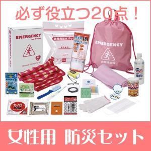 素材:非常袋/ポリエステル 商品サイズ:非常袋/400×340mm 外装サイズ:310×240×85...