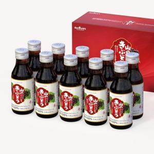 山ぶどうジュース(無添加) 10本|kanpouinai