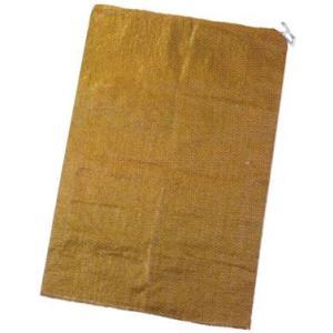 土のう袋 土嚢袋 茶色 200枚 ( 25枚 × 8袋 ) 【 サイズ600 x 900 mm 】|kanryu