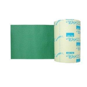トラックシート 補修テープ 緑色 (0.14x10m) テント シート 強力 粘着 テープ 応急 処置 ダンプ カット 切り売り保護|kanryu