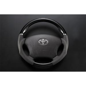 SilkBlazeシルクブレイズ 超美艶小径スポーツステアリング:TYPE-SD200系ハイエース 1型/2型/3型[ピアノブラック]|kansaiap