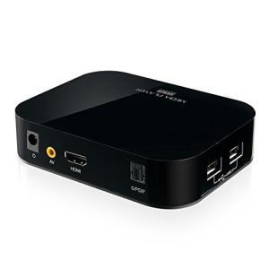サンワダイレクト メディアプレーヤー HDMI/RCA出力 USBメモリ SDカード対応 MP4再生 400-MEDI001|kanta-store