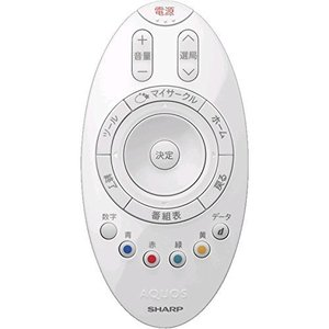 シャープ(SHARP)液晶テレビ 純正リモコンGA982WJSA(0106380357)|kanta-store
