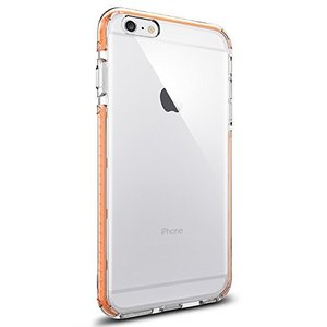 【Spigen】 iPhone6s Plus ケース / iPhone6 Plus ケース 背面クリア 衝撃二重クッション 米軍MIL規格取得 ウルト|kanta-store