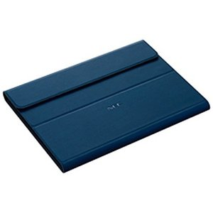 NEC PC-TE510BAL用カバー&保護フィルム(ネイビーブルー) PC-AC-AD004C|kanta-store