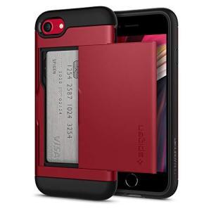 【Spigen】 iPhone SE ケース [第2世代] / iPhone 8 / iPhone 7 対応 カード 収納 新型 MIL規格取得 耐衝|kanta-store