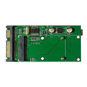 mSATA(mini SATA) SSD → 2.5インチ SATAIII 6Gb/s 22pin 変換アダプタ USB2.0接続可能 kanta-store