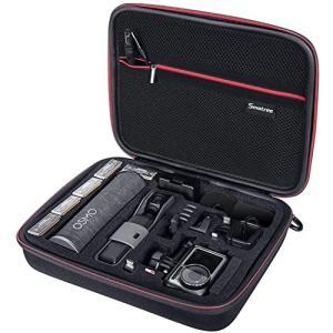 Smatree GoPro Hero 9/87/6/5/4/3+/3/2、DJI Osmo Action 2/1 など対応 収納ケース 携帯便利 防震|kanta-store