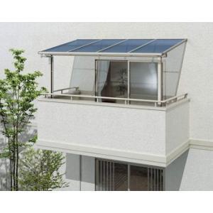 2階用 アルミテラス屋根 ヴェクター躯体式バルコニー屋根フラット 600N 2.0間5尺 ykkapエクステリア kantoh-house