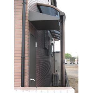 アルミテラス屋根 ヴェクターテラス屋根 YKK アール 2.5間3尺 柱標準タイプ 600N エクステリア|kantoh-house