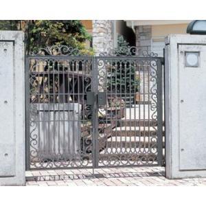 門扉 Ykk ap 鋳物ルナシス1型 両開き 門柱タイプ 0914 kantoh-house