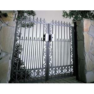 門扉 Ykk ap 鋳物 ルナシス3型 両開き 門柱タイプ 0914|kantoh-house