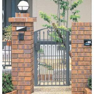 門扉 Ykk ap 鋳物門扉 セレネス1型 片開き 門柱タイプ 0914|kantoh-house