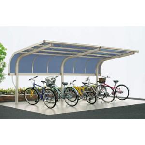 サイクルポート 自転車置場 サイクルキャップ 基本 5521 YKK ap|kantoh-house