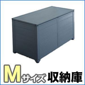 外用ゴミ箱 物置 DIY アルミ製収納庫 Mサイズ|kantoh-house