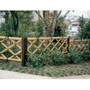 グローベン 楽塀ユニット3型B 竜安寺垣H600基本|kantoh-house