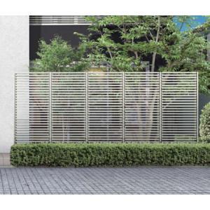リレーリア スクリーンフェンス1N型 連結用H23FJ 4色|kantoh-house