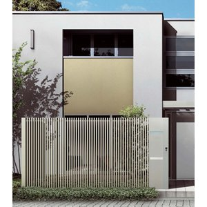 リレーリア スクリーンフェンス2N型 単体用H23F 4色|kantoh-house