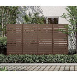 リレーリア スクリーンフェンス3型 単体用H23Fプラチナステン|kantoh-house