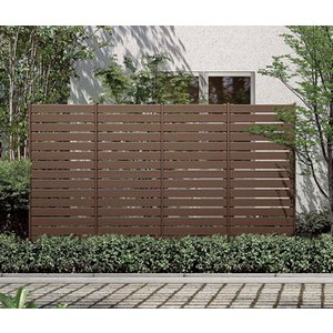 リレーリア スクリーンフェンス3型 単体用H23F 2色|kantoh-house
